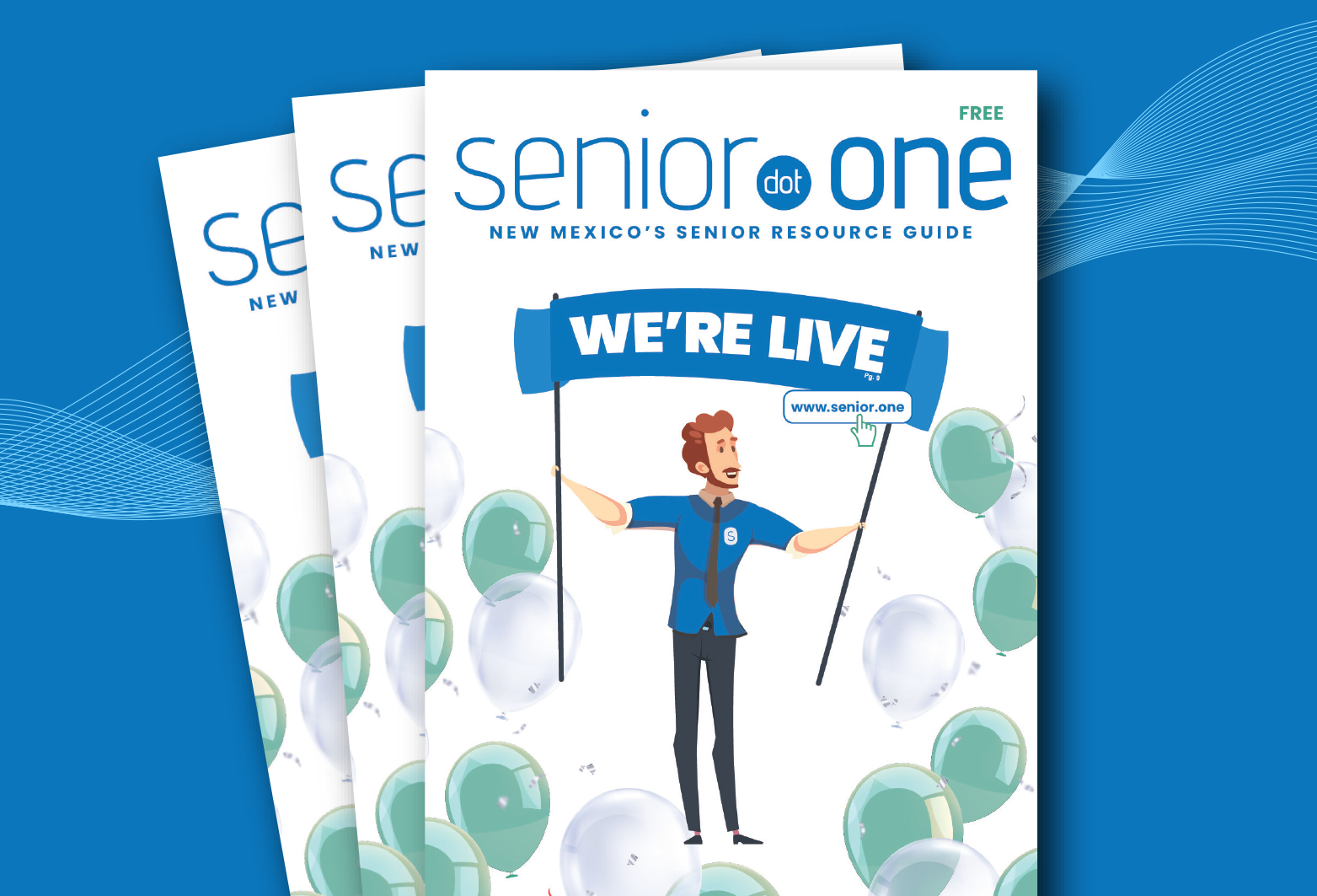 Senior.One Resource Guide - July / August 2021 Issue