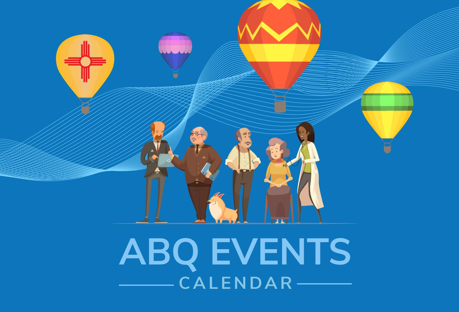 Senior.One Events Calendar - September / October 2021